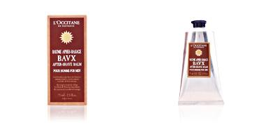 HOMME BAUX baume après-rasage 75 ml L'Occitane