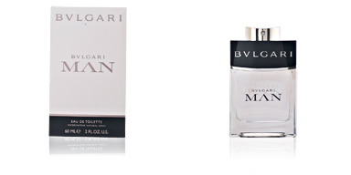 BVLGARI MAN eau de toilette spray 60 ml Bvlgari