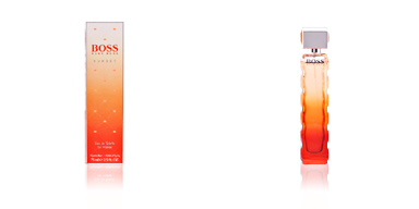 BOSS ORANGE SUNSET eau de toilette spray Hugo Boss
