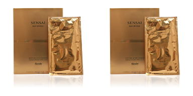 Kanebo SENSAI SILKY BRONZE soothing after-sun mask 27ml x 8 pz