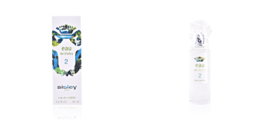 EAU DE SISLEY 2 eau de toilette spray Sisley