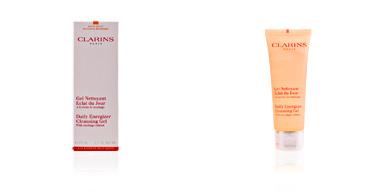 Facial cleanser ECLAT DU JOUR gel nettoyant Clarins