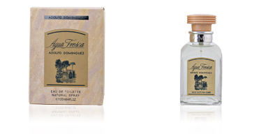 AGUA FRESCA eau de toilette spray Adolfo Dominguez