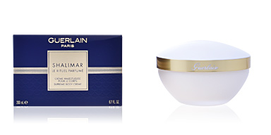 SHALIMAR body cream Guerlain