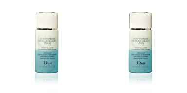 Make-up remover DUO EXPRESS démaquillant yeux Dior