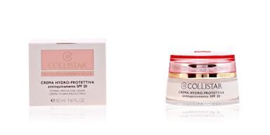 Face moisturizer HYDRO protective cream SPF20 Collistar