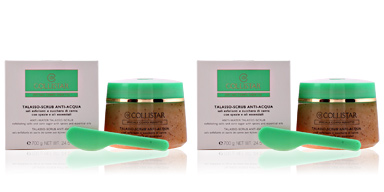 Trattamenti e creme riducenti PERFECT BODY anti-water talasso scrub Collistar