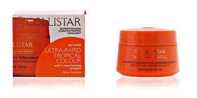 PERFECT TANNING concentrated unguent Collistar