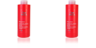 BRILLIANCE shampoo for coarse colored hair Wella