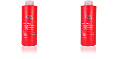 Wella BRILLIANCE conditionneur cheveux colorés fins/normaux 1000 ml
