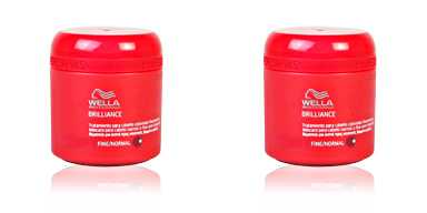 BRILLIANCE mask fine/normal hair 150 ml Wella