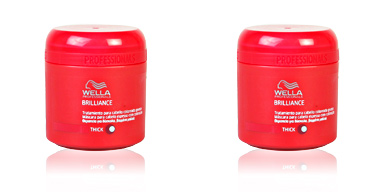 Mascarilla para el pelo BRILLIANCE mask thick hair Wella