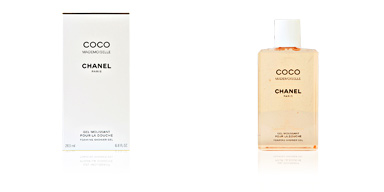 Gel de baño COCO MADEMOISELLE foaming shower gel Chanel