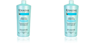 Kérastase DERMO-CALM bain vital shampoing cuir chevelu sensible 1000 ml