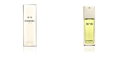 Chanel Nº 19 eau de toilette spray 100 ml