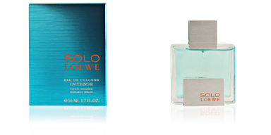 Loewe SOLO LOEWE INTENSE eau de cologne spray 50 ml