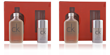 CK ONE COFFRET 2 pz