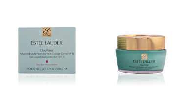 Anti aging cream & anti wrinkle treatment DAYWEAR cream SPF15 dry skin Estée Lauder
