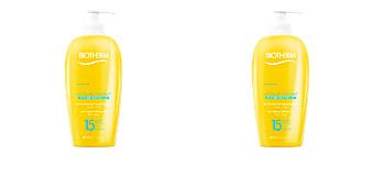 Gesichtsschutz SUN lait solaire SPF15 Biotherm