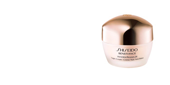 Anti aging cream & anti wrinkle treatment BENEFIANCE WRINKLE RESIST 24 night cream Shiseido