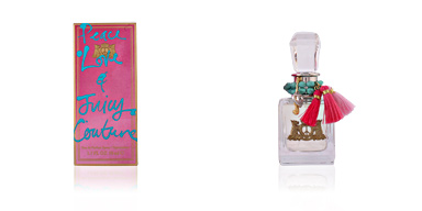 Juicy Couture PEACE. LOVE AND JUICY edp vaporizador 50 ml