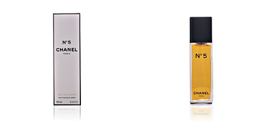 Nº 5 eau de toilette spray refill Chanel