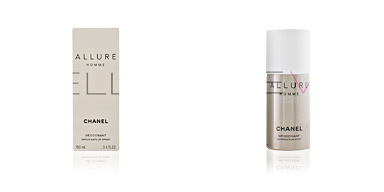 Desodorante ALLURE HOMME ÉDITION BLANCHE deodorant spray Chanel
