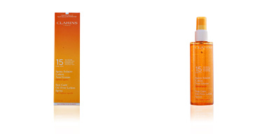 Clarins SUN spray solaire oil-free SPF15 sport 150 ml