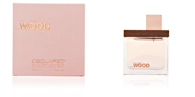 Dsquared2 SHE WOOD edp zerstäuber 50 ml