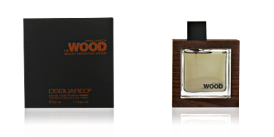 Dsquared2 HE WOOD ROCKY MOUNTAIN edt spray 50 ml