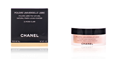 Chanel POUDRE UNIVERSELLE libre #22-rose clair 30 gr