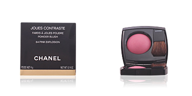 Chanel JOUES CONTRASTE #64-pink explosion 4 gr