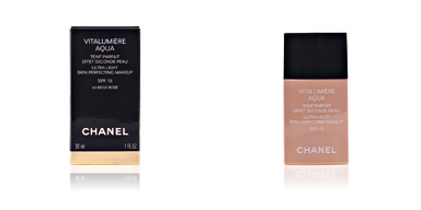 VITALUMIÈRE AQUA teint parfait Chanel