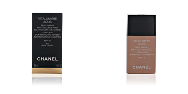 Foundation Make-up VITALUMIÈRE AQUA teint parfait Chanel