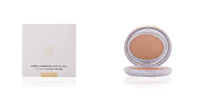 Collistar SILK EFFECT compact powder #03-cameo 7 gr
