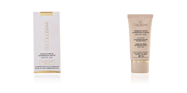 Base de maquillaje SILK EFFECT supermoisturizing foundation Collistar