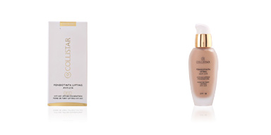 Foundation makeup ANTI AGE lifting SPF10 Collistar