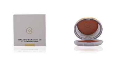 Pó bronzeador SILK EFFECT bronzing powder Collistar