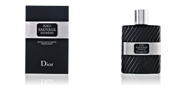 EAU SAUVAGE EXTREME INTENSE eau de toilette spray 100 ml Dior