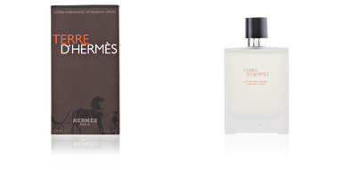 Aftershave TERRE D'HERMÈS after-shave lotion Hermès