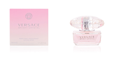 BRIGHT CRYSTAL deodorant Spray Versace