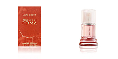 MISTERO DI ROMA eau de toilette spray 50 ml Laura Biagiotti