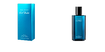 Davidoff COOL WATER deo vaporizador 75 ml
