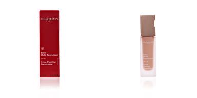 Foundation makeup TEINT MULTI-RÉGÉNÉRANT SPF15 Clarins
