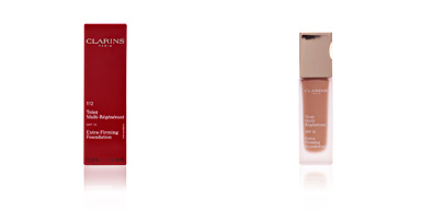 Foundation Make-up TEINT MULTI-RÉGÉNÉRANT SPF15 Clarins
