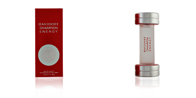 Davidoff CHAMPION ENERGY edt vaporizador 90 ml