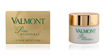 Face moisturizer PRIME REGENERA I crème nourrissante Valmont