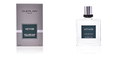 Aftershave VETIVER lotion après rasage Guerlain