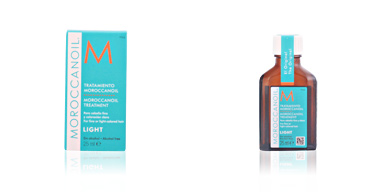 LIGHT oil treatment for fine & light colored hair Moroccanoil