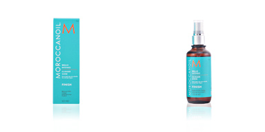 Hair styling product FINISH glimmer shine spray Moroccanoil
